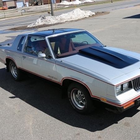 The Last Hurst Oldsmobile